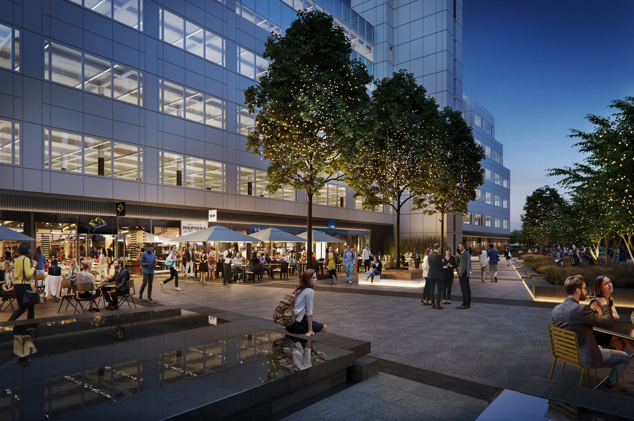 White City Place — WestWorks Retail