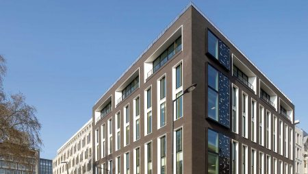 Mitsui Fudosan sees 5 Hanover Square fully let