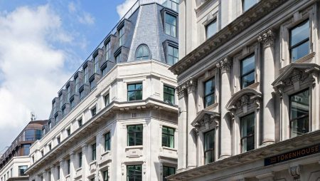 8-10 Moorgate shortlisted for City of London award