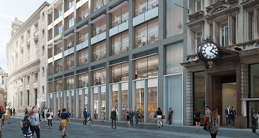 Angel Court brings major dining brands to City for first time with hat-trick of lettings
