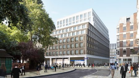 Crossrail unveils bespoke design for Bond Street station