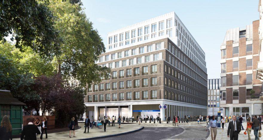 Crossrail unveils bespoke design for Bond Street station