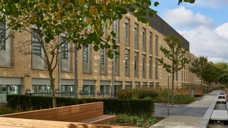 Royal College of Art opens new campus at White City Place