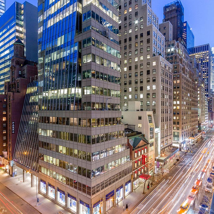 527 Madison Avenue: New York