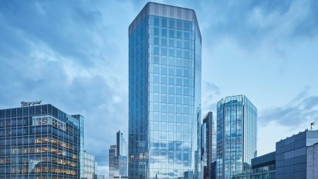Prudential moves group HQ to Angel Court