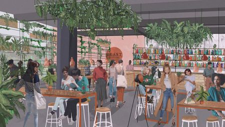 Feast Bar & Kitchen launches at White City Place