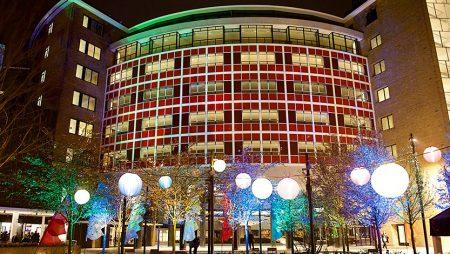 Mitsui Fudosan celebrates launch of Television Centre